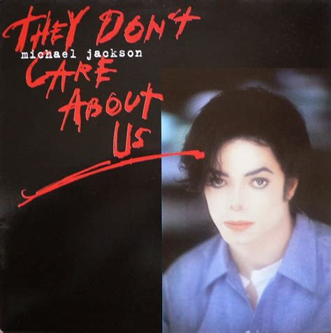 Jackson Discography : [1996] Michael Jackson - They Don't