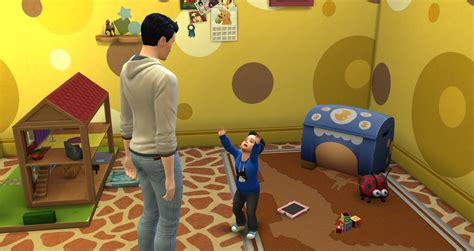 The Sims 4: Toddler Patch Overview   SimsVIP