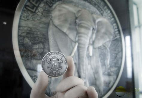 World's biggest ever silver coin launches at an incredible