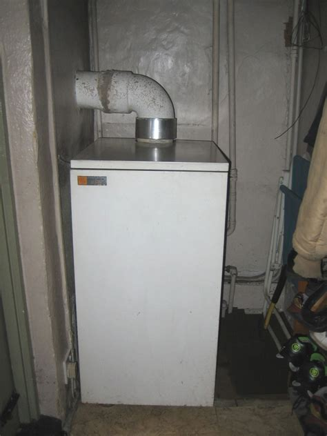 Replace old Glow-worm Super 52 boiler - Central Heating