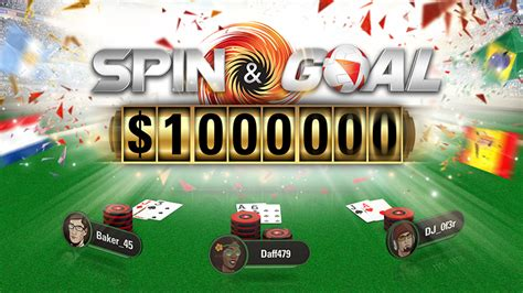 How to win $1 million in NEW Spin & Goals on PokerStars