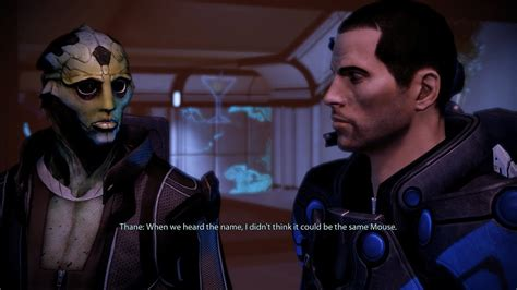 Mass Effect 2 (Male Paragon) - 120 - Thane: Sins of the
