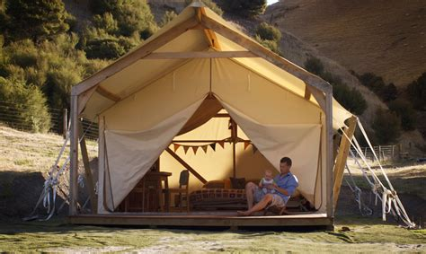 Canopy Camping Escapes – New Zealand – UK Glamping Holidays