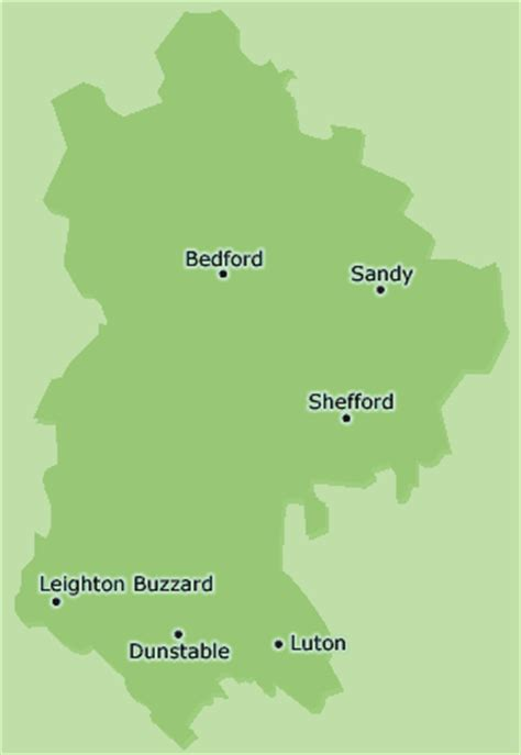 Bedfordshire Hotels - Hotels in England - Smooth Hound