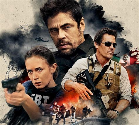 Sicario – Compelling Society to Consider Complexities of
