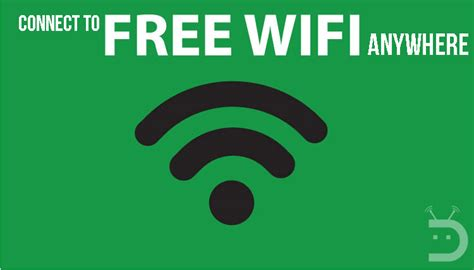 Connect to Free WiFi Anywhere with This App | DroidViews