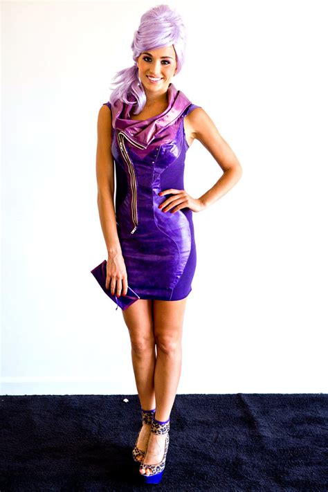 Kelly Osbourne Challenge - The Looks   Styled to Rock Photos