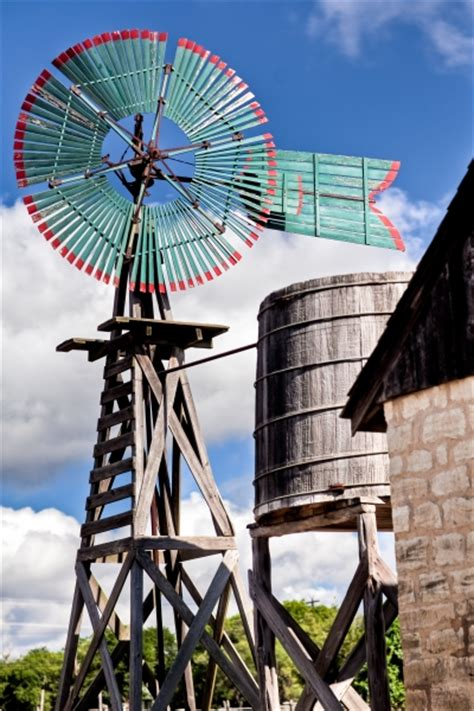 Hill Country Windmill | The National Arts Program Foundation