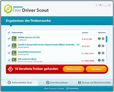 Free Driver Scout - Download